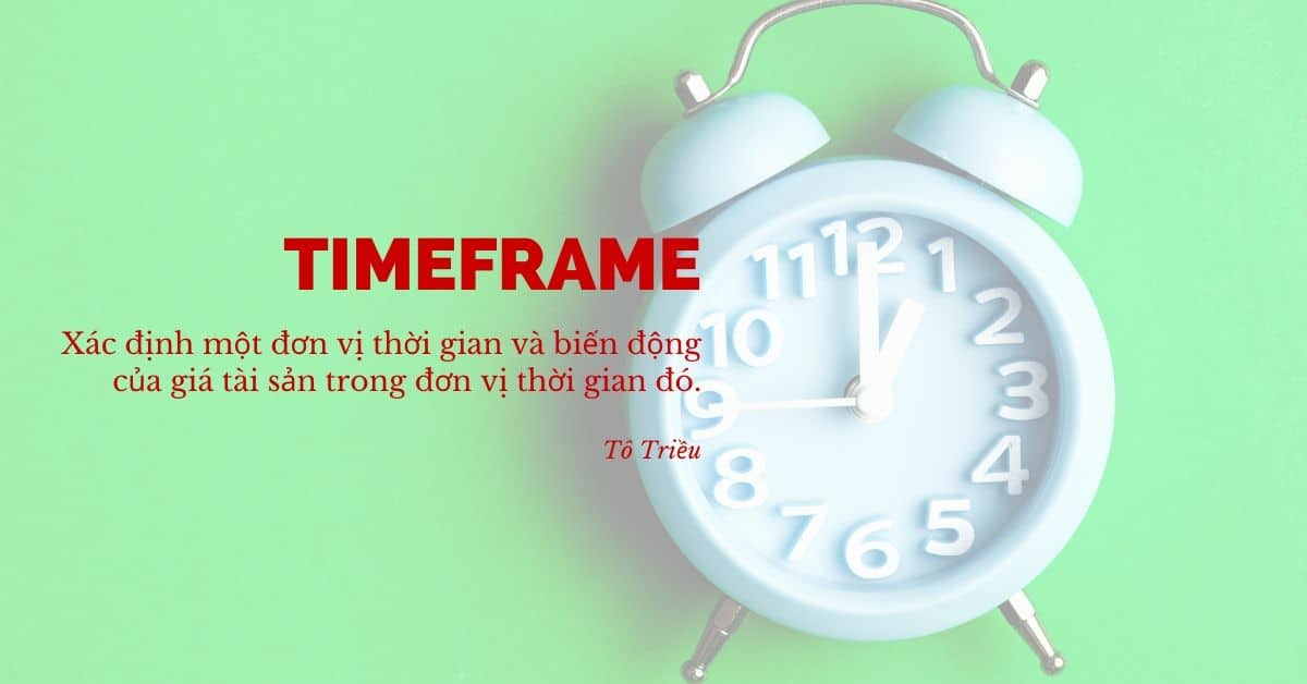 Timeframe trong giao dịch Forex